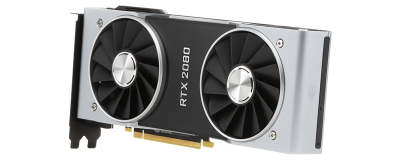 Nvidia finally shares RTX 2080 performance data.