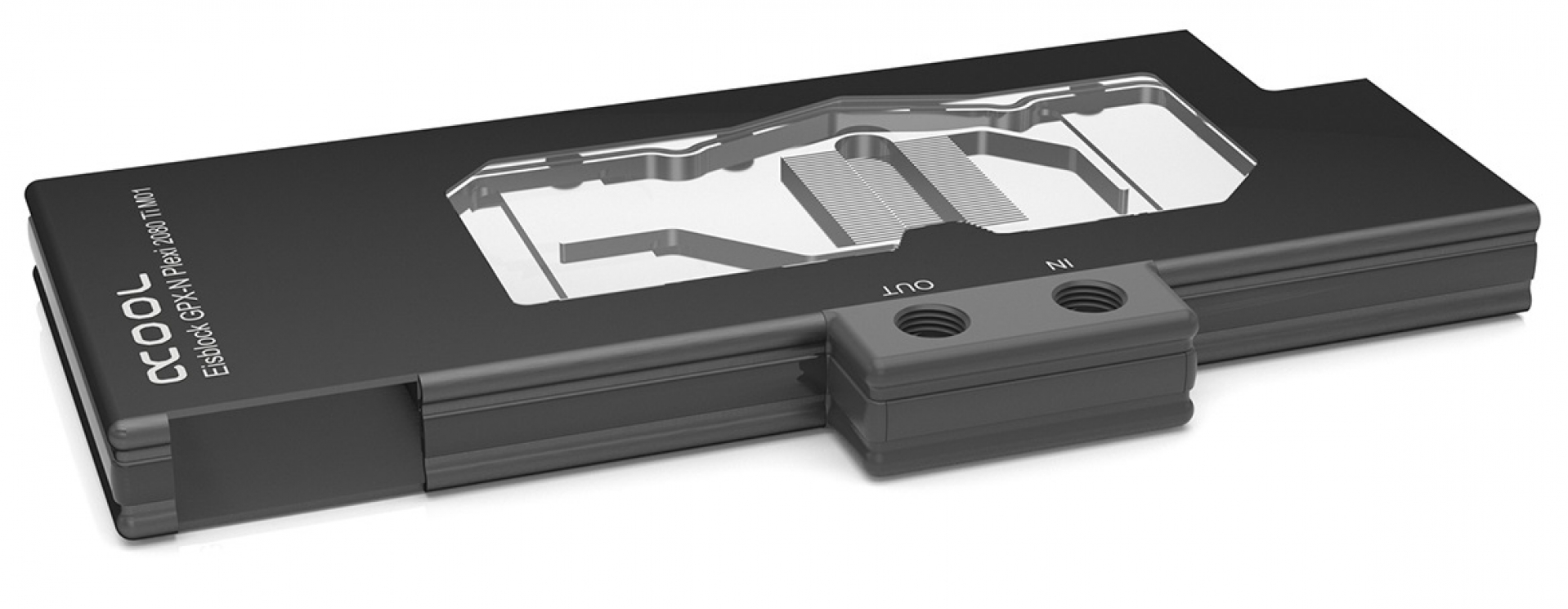 Alphacool launches their RTX 2080 and RTX 2080 Ti water