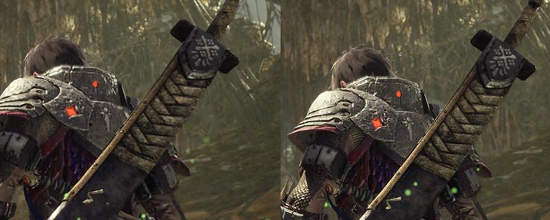 Monster Hunter World mod addresses low resolution texture