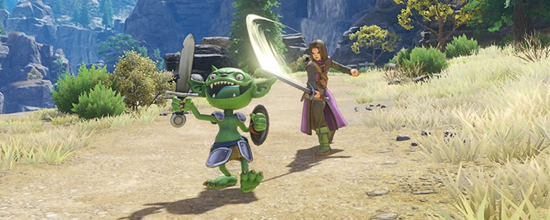 DRAGON QUEST XI: Echoes of an Elusive Age PC Performance