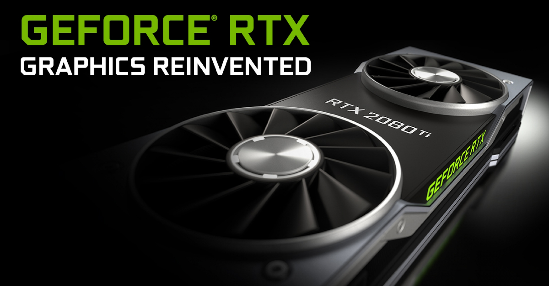 Nvidia's Turing graphics cards will coexist with Pascal