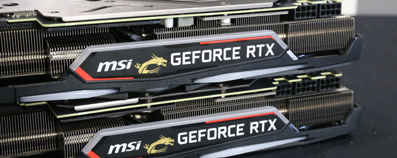 MSI RTX Gaming X Trio 2080 and 2080 Ti Preview