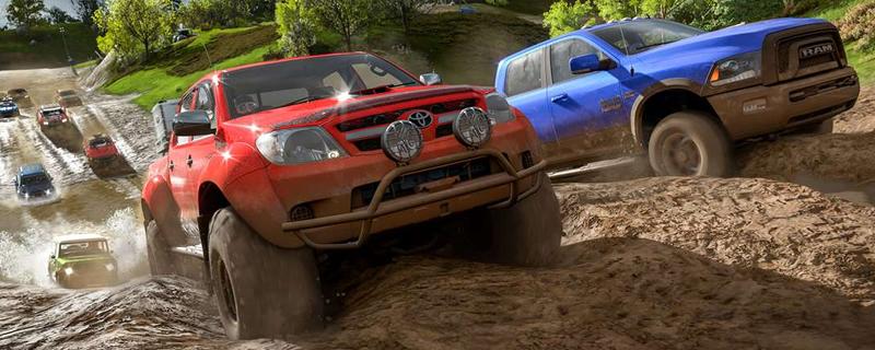 Forza Horizon 4 PC Demo Performance Impressions   4K