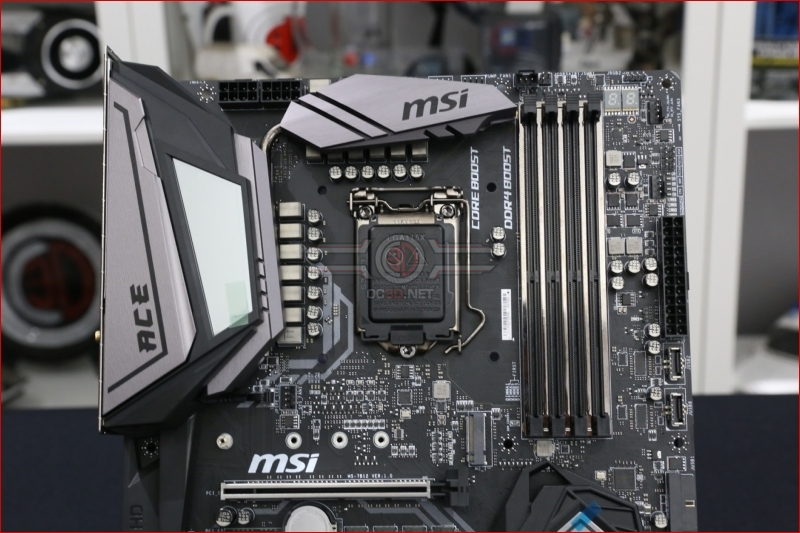 MSI Z390 MEG Ace Preview