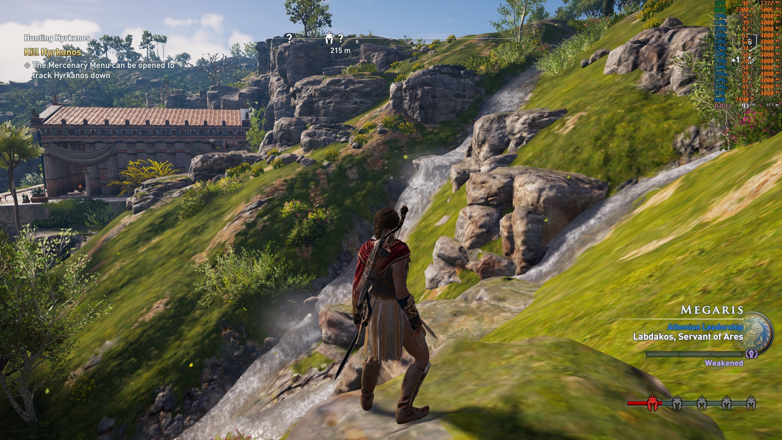 Assassin S Creed Odyssey Pc Performance Review Graphical