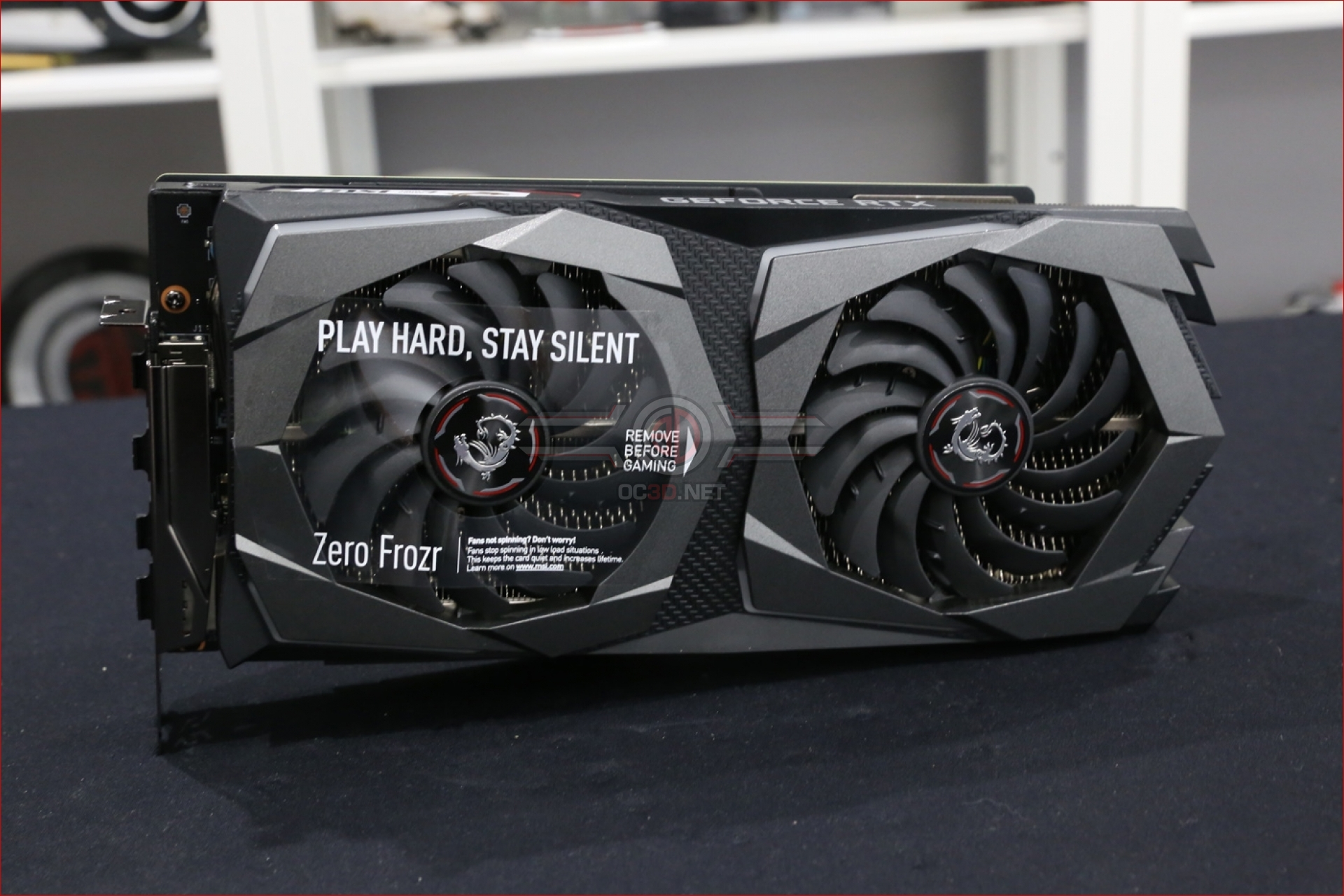 MSI RTX 2070 Gaming Z Review | Up Close | GPU & Displays | OC3D Review