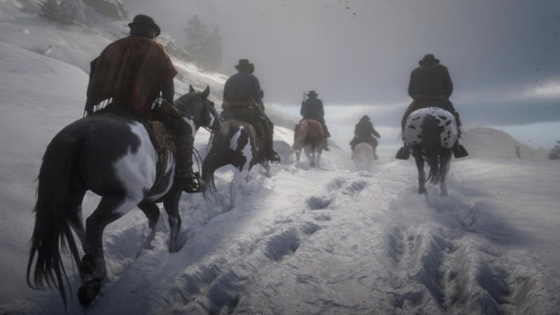 Red Dead Redemption 2 Companion App Contains references to a