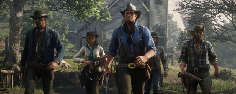 Red Dead Redemption 2 Companion App Contains references to a PC