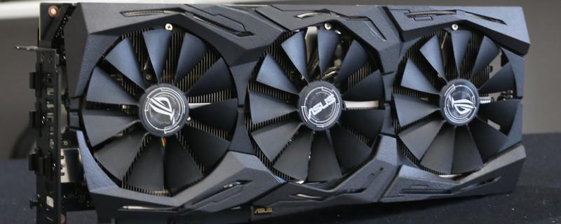 ASUS RTX 2070 ROG Strix OC Review   Up Close   GPU