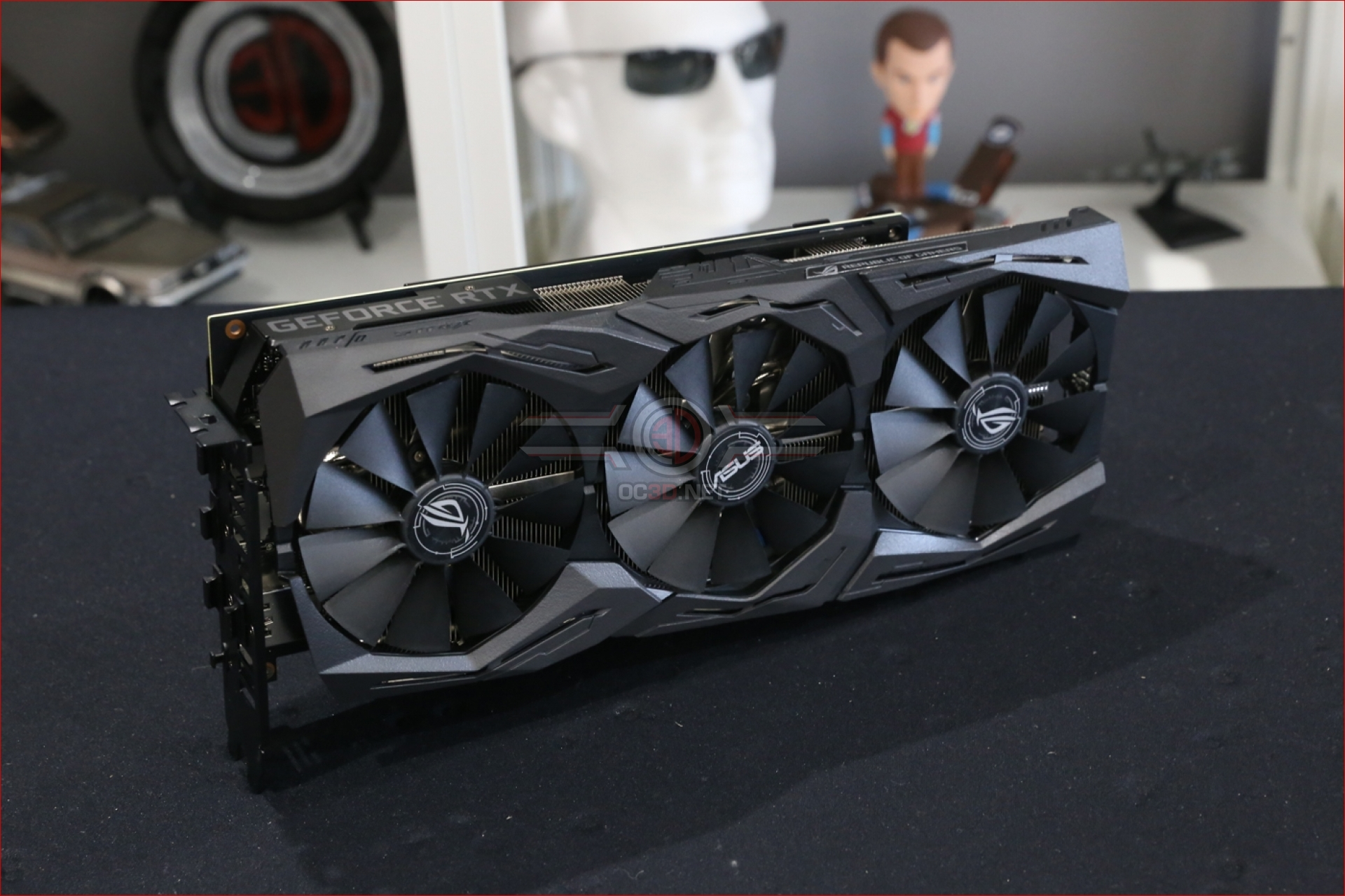 ASUS RTX 2070 ROG Strix OC Review | Up Close | GPU
