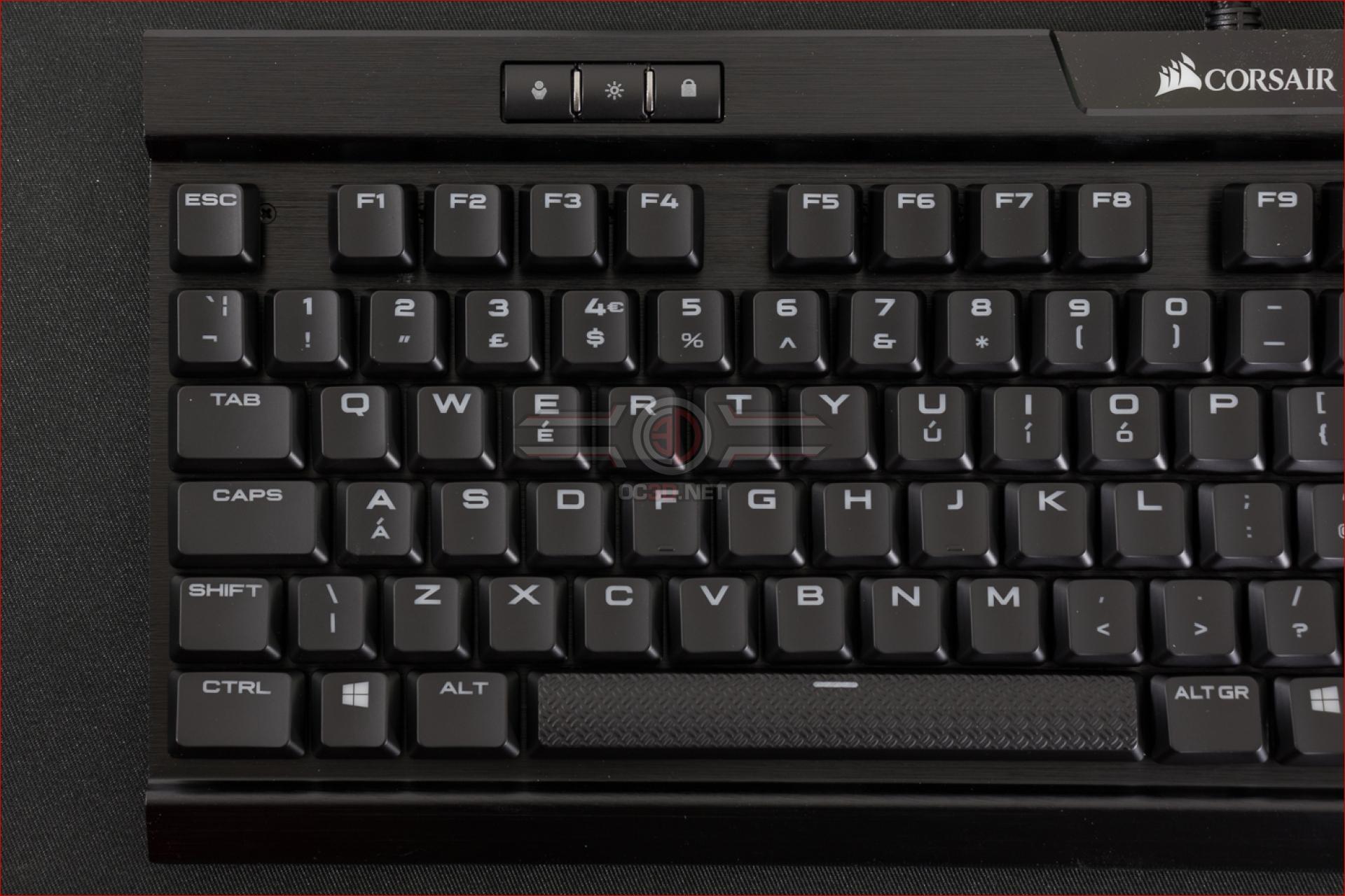 Corsair K70 RGB Mk 2 Low Profile Keyboard Review | Up Close