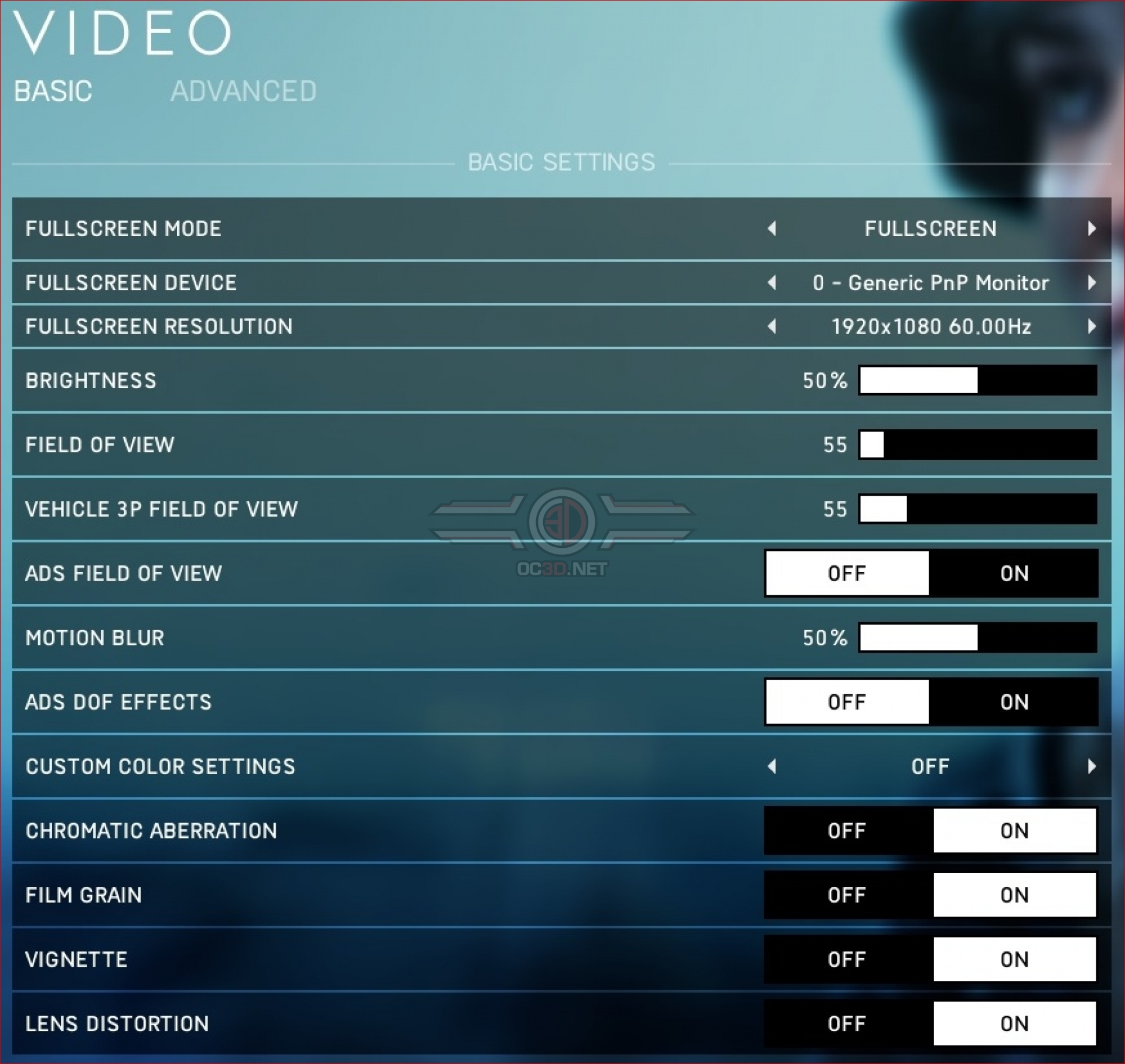 Battlefield V PC Performance Review | Graphical Settings - Plenty of