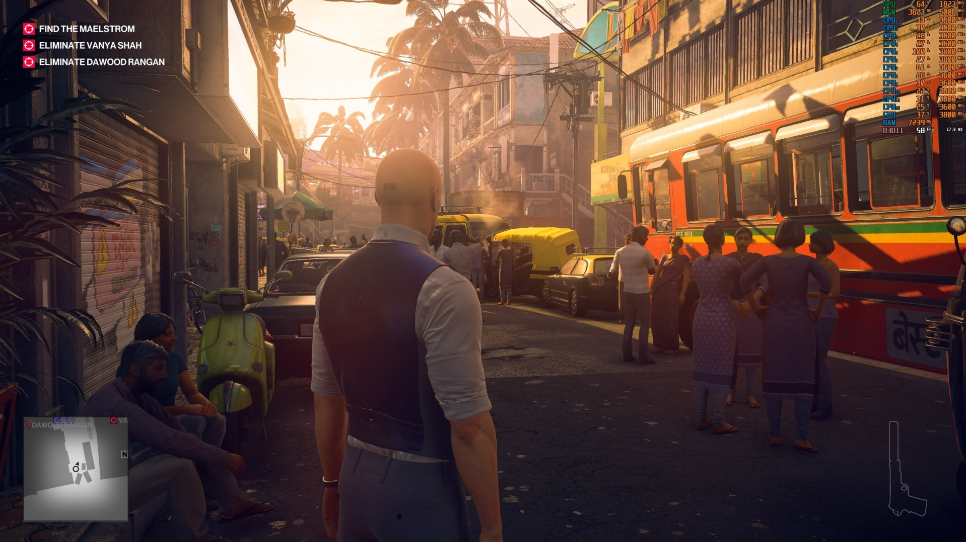 Hitman 2 PC Performance Review   Introduction - A Return to