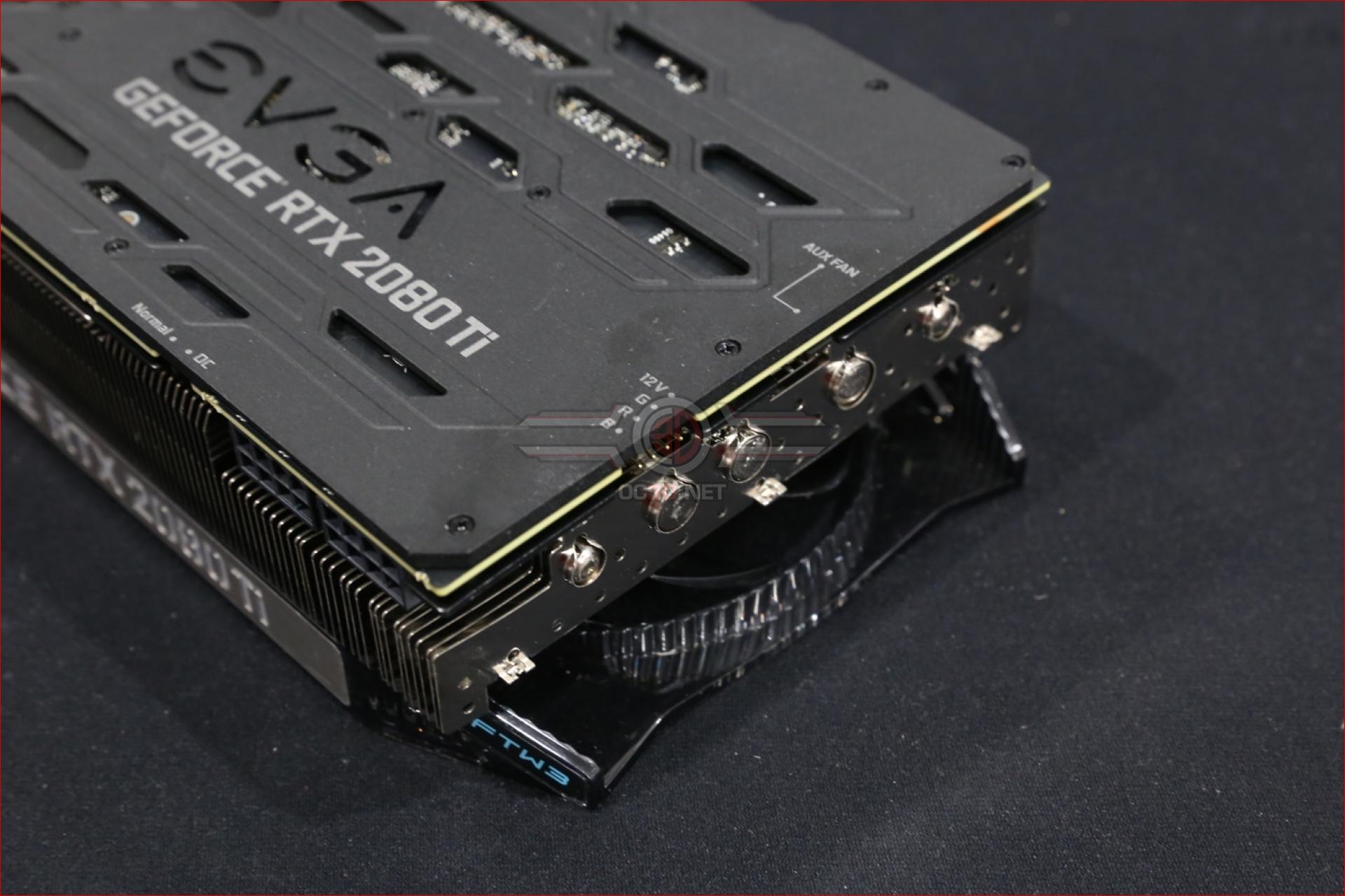 EVGA RTX 2080Ti FTW3 Ultra Review | Up Close | GPU & Displays | OC3D