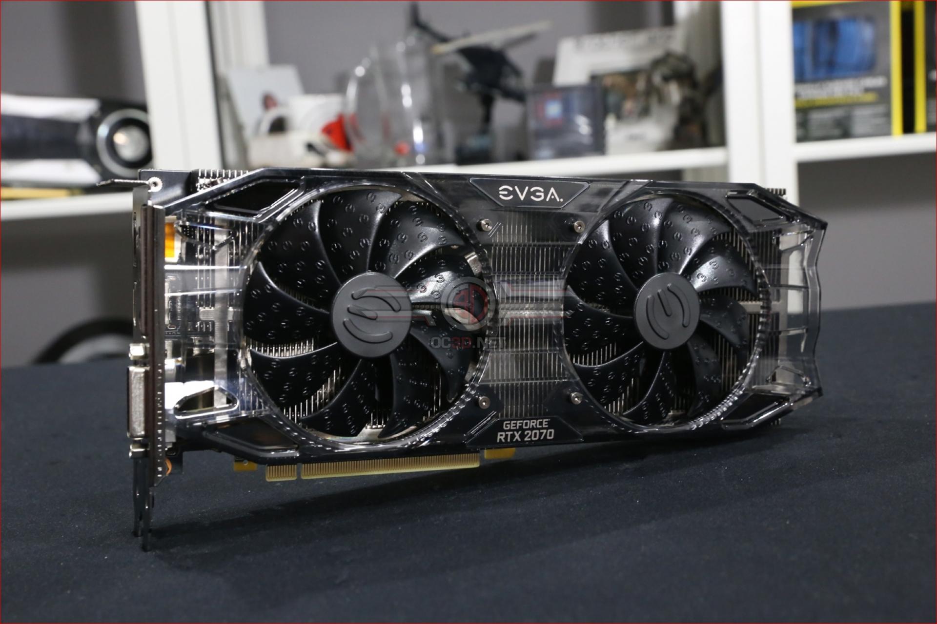 EVGA RTX 2070 Black Review   Up Close   GPU & Displays