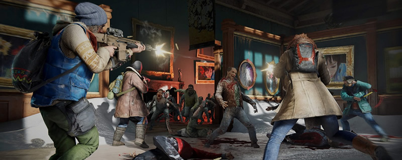 World War Z to release on the Epic Games Store - PC System ...