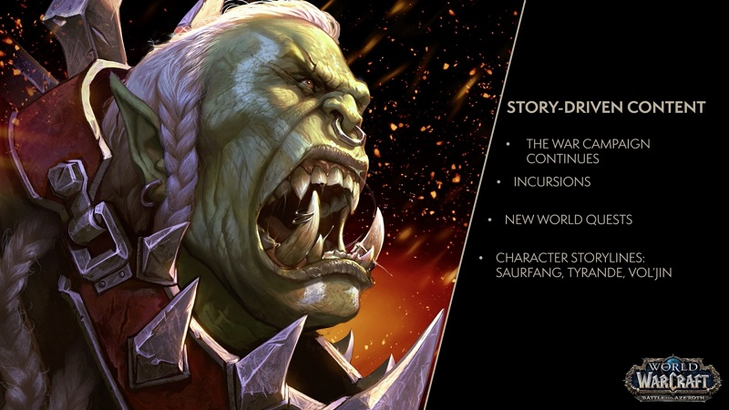 World of Warcraft 8 1 now defaults to DX12, expect a