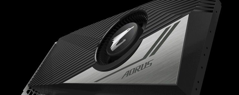Gigabyte releases high-end Aorus RTX 2080 Ti TURBO Blower
