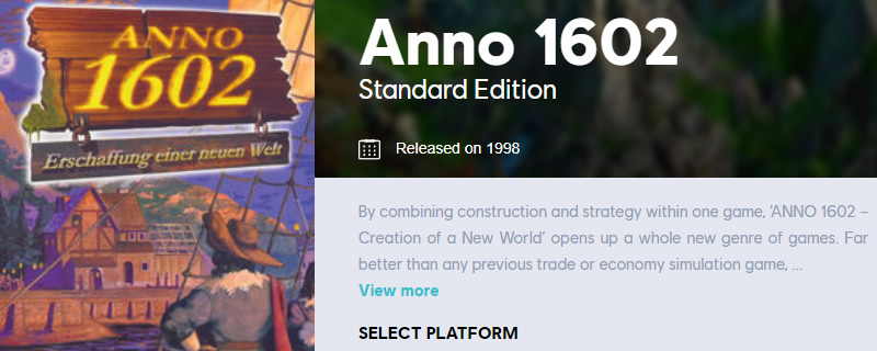 Anno 1602 is currently available for free on Uplay | OC3D News