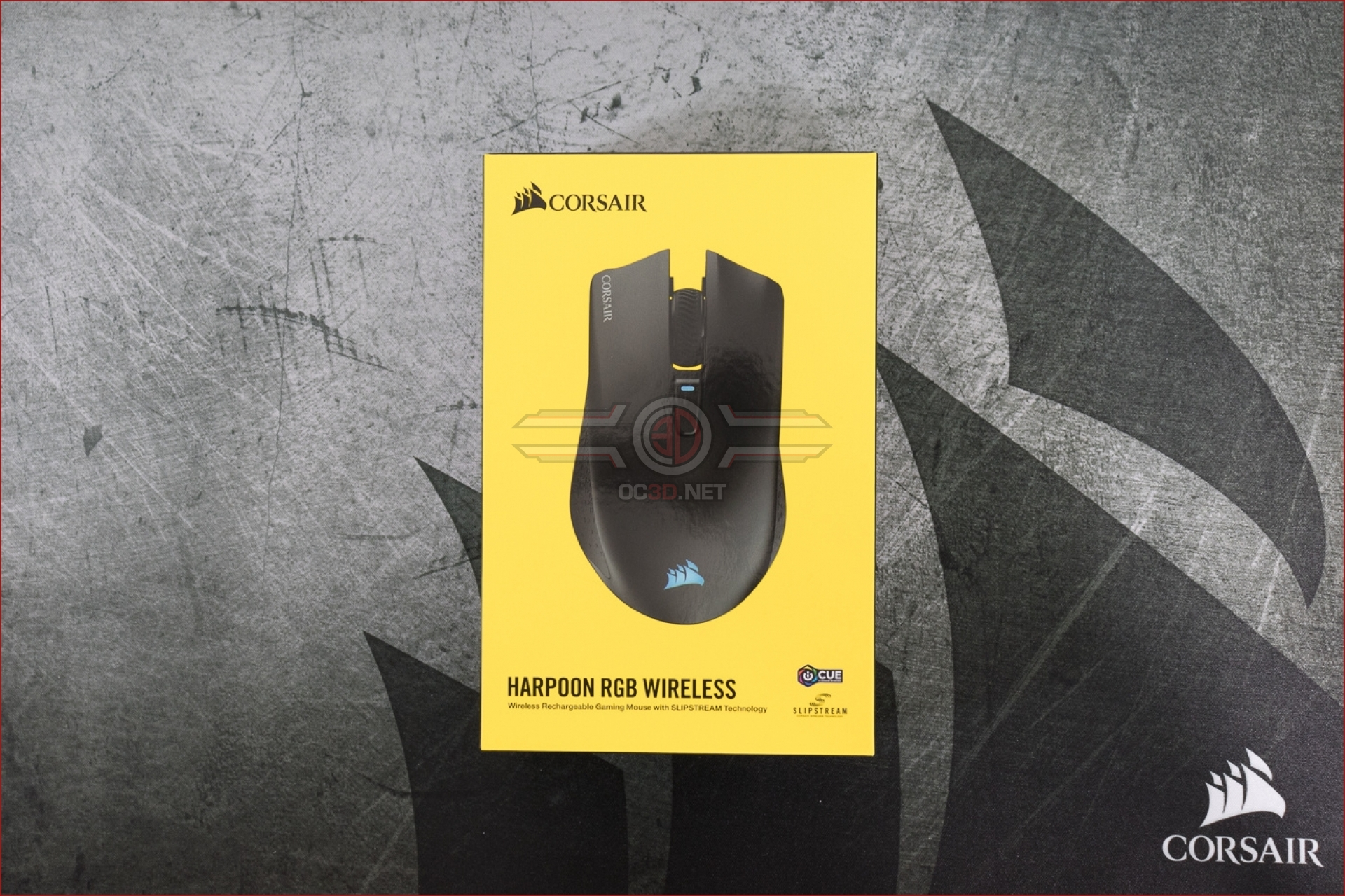 Corsair Harpoon Wireless RGB Gaming Mouse | Up Close | Input Devices