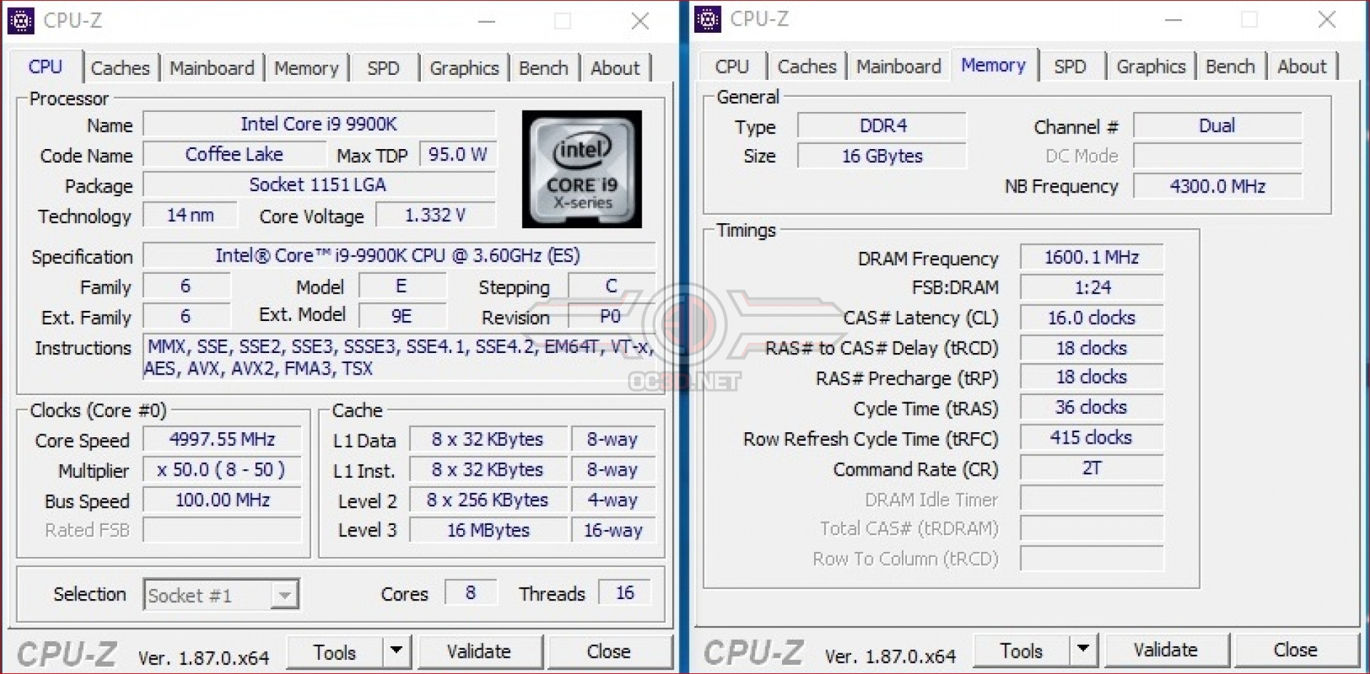 Gigabyte Z390 Aorus Pro Review | Test Setup and Overclocking