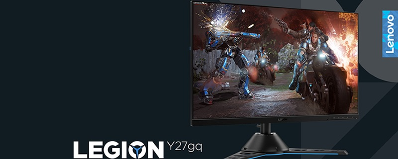 Lenovo Launches their Legion Y27gq 1440p 240Hz G-Sync HDR