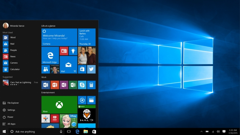 Windows 10 will soon