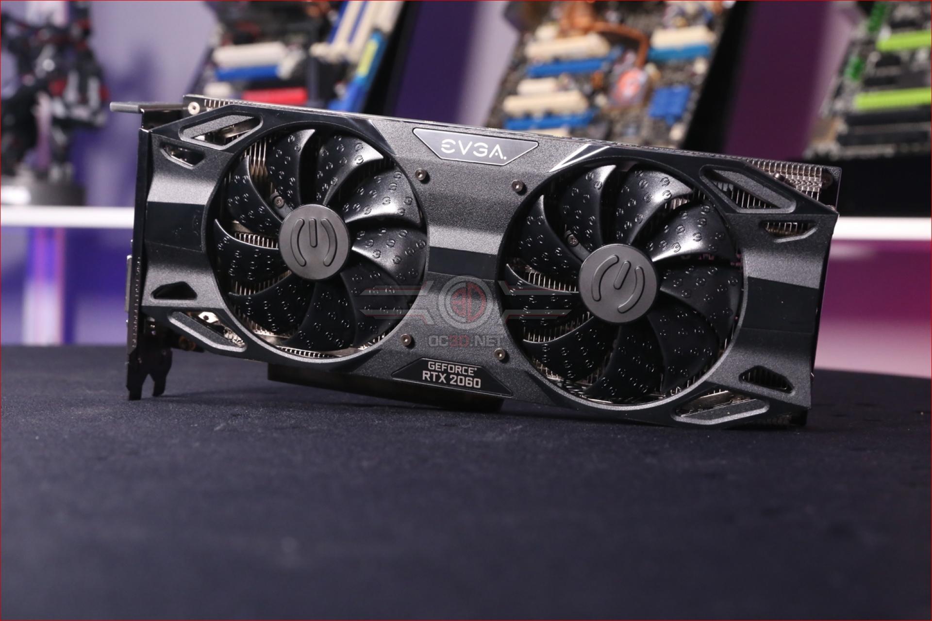 EVGA RTX 2060 XC Ultra Review | Up Close | GPU & Displays
