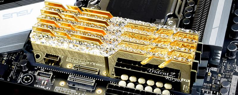 G Skill Launches DDR4-4266MHz 8X8GB RGB DDR4 Memory Kits