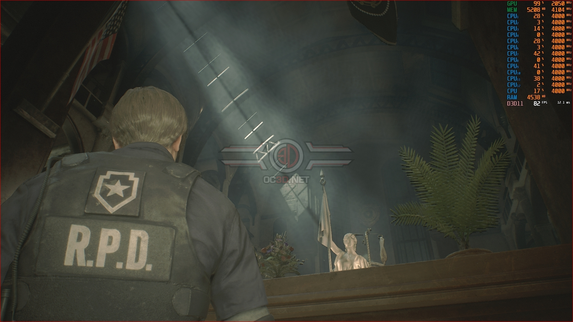 Resident Evil 2 Remake PC Performance Review | Optimising