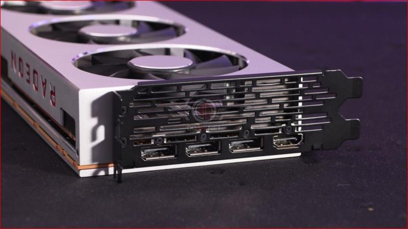 AMD Radeon VII Display Outputs