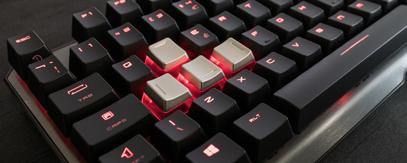 Msi Vigor Gk60 Mechanical Gaming Keyboard Conclusion Input Devices Oc3d Review