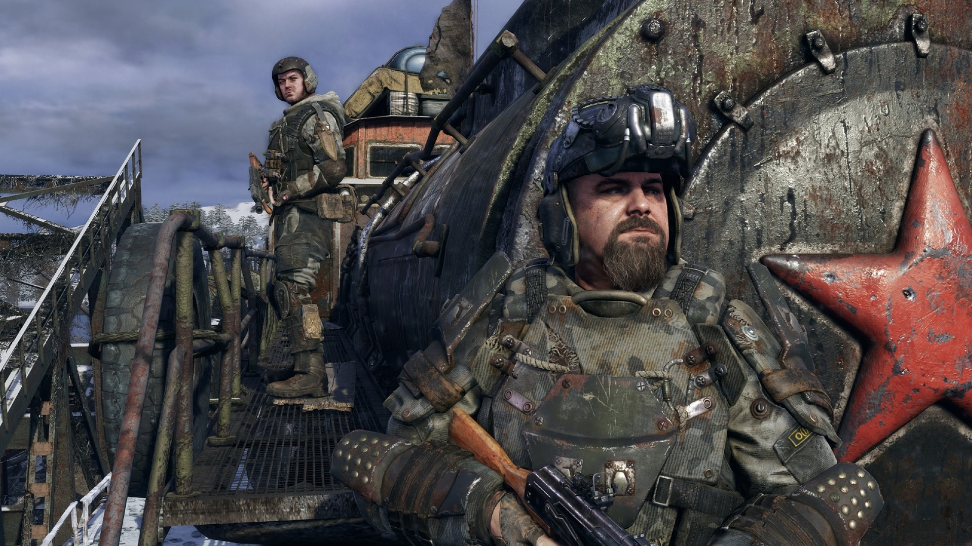 4A Games Release Metro Exodus' Day-1 Patch Notes - A lot has