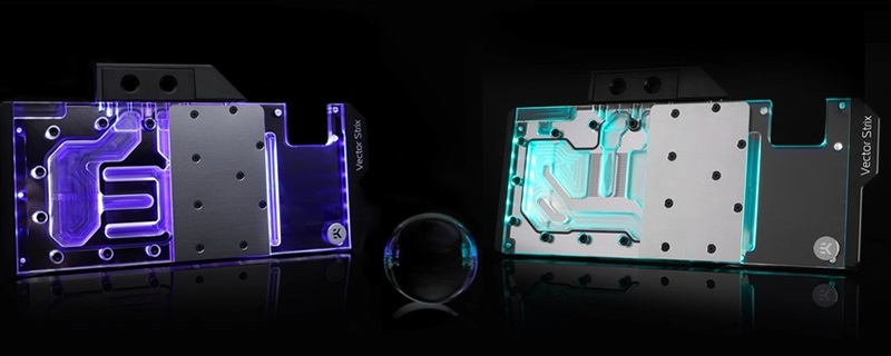 EK Releases their RTX Vector Series of ASUS ROG Strix Water
