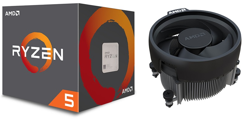 AMD's Ryzen 5 2600X reduced to £155 in the UK - One Day Only