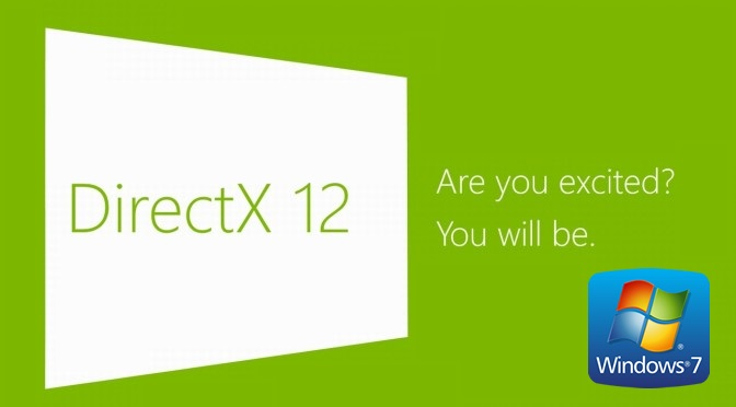 Porting DirectX 12 to Windows 7 is a Genius Move - Here's