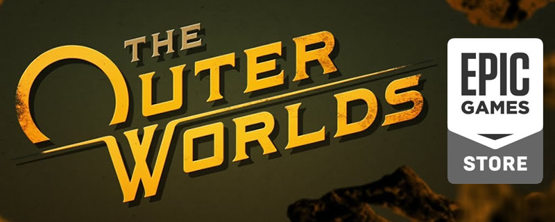 The Outer World's is now an Epic Games Store Timed Exclusive