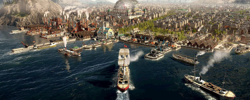 Ubisoft releases Anno 1800's PC system requirements
