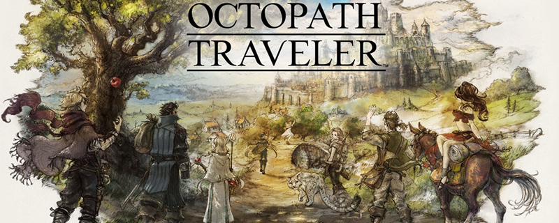 Octopath Traveller may be coming to PC