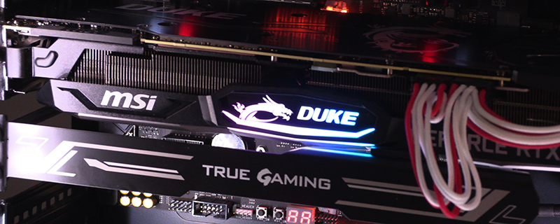 MSI RTX 2080Ti Duke Review | Introduction and Technical