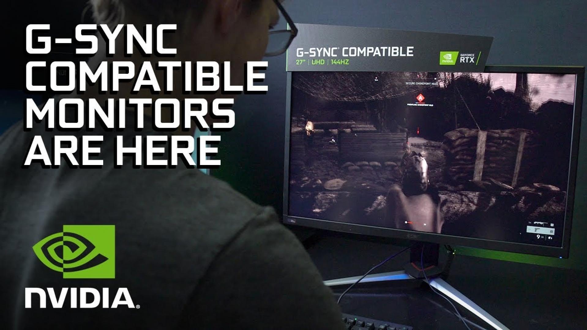 Nvidia freesync
