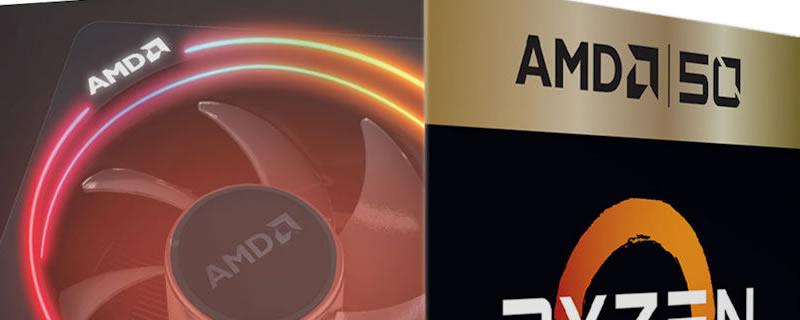 AMD Ryzen 7 2700X 50th Anniversary Edition Pictured | OC3D News