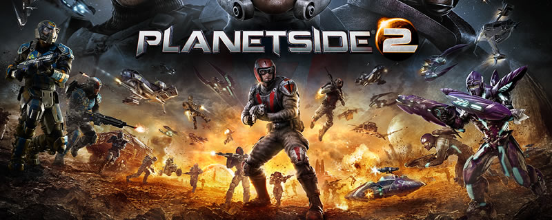 Planetside 2's next update will boost performance using