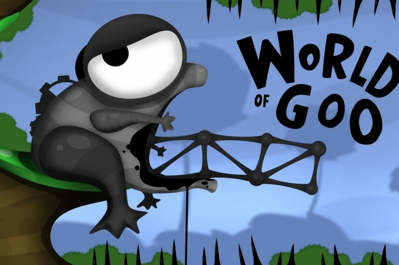 World of Goo is now available for free on PC
