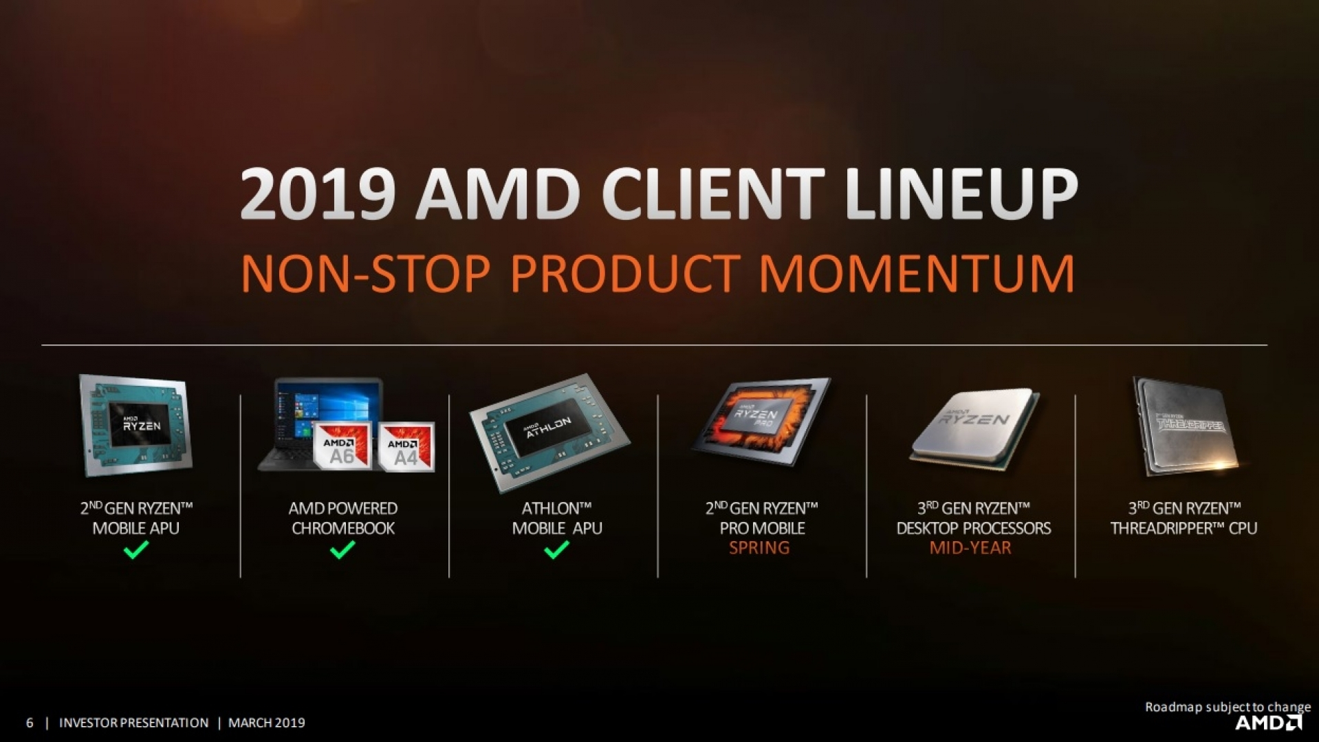 Amd Removes 3rd Generation Threadripper From Their 2019 Client Roadmap Oc3d News