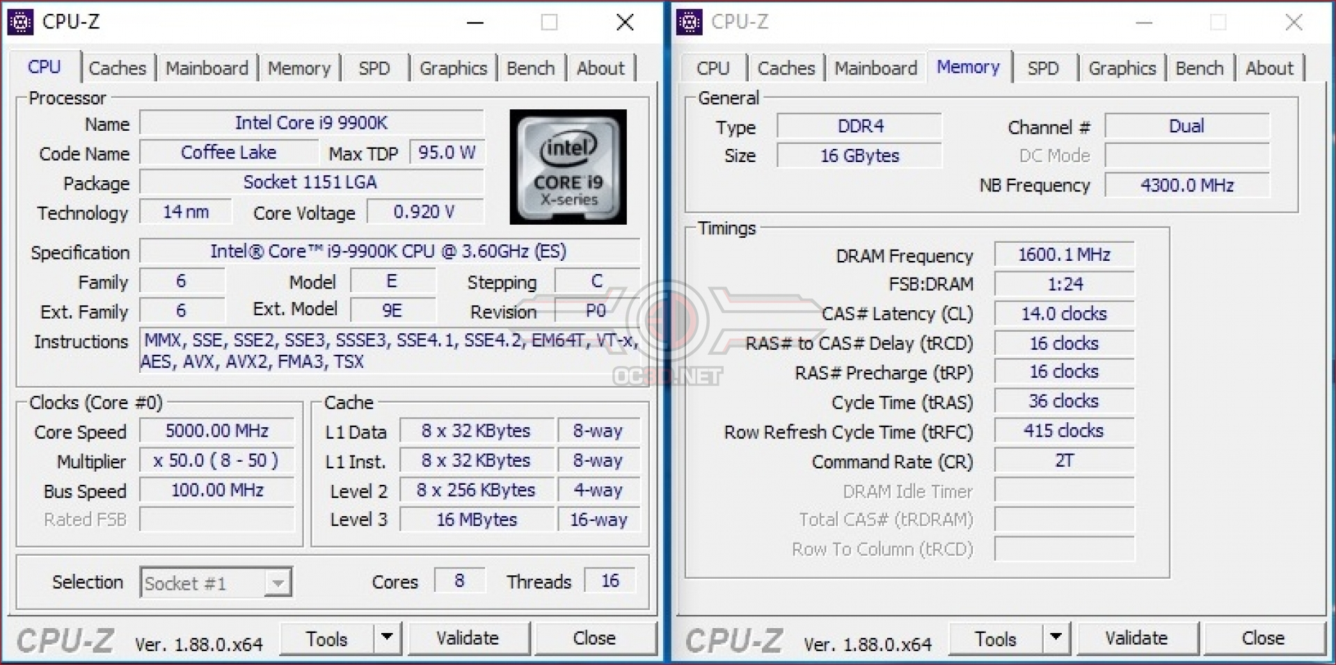 MSI MPG Z390 Gaming Edge AC Review | Test Setup and Overclocking