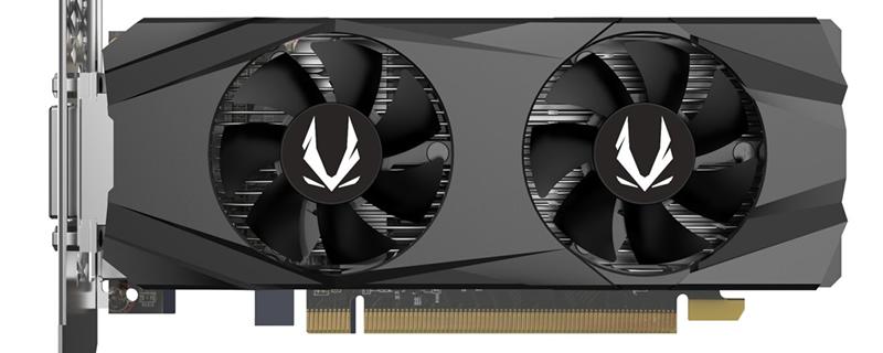 Zotac preps a low-profile version of Nvidia GTX 1650   OC3D News