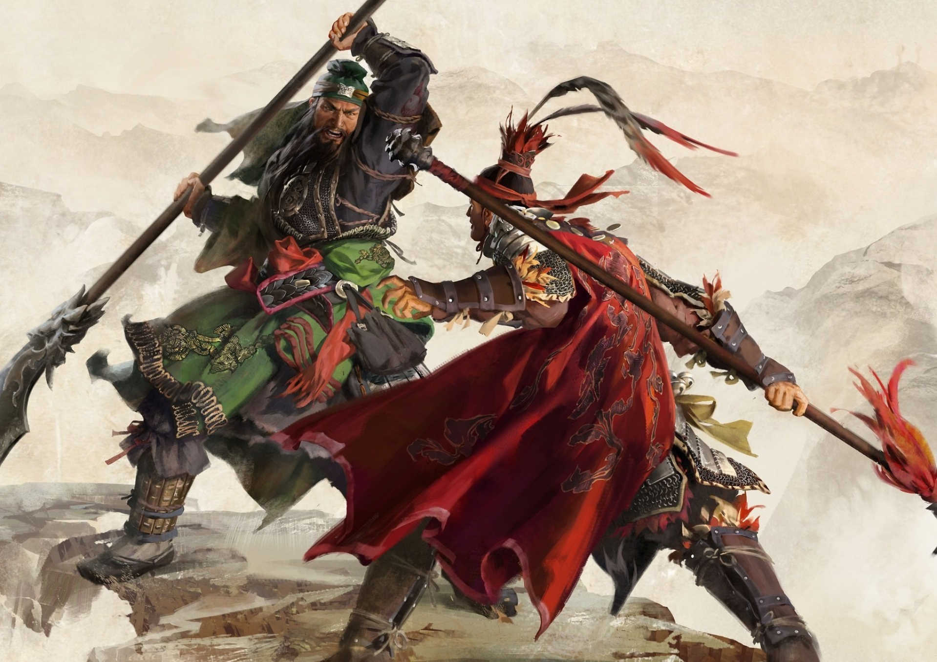 Total War: Three Kingdoms PC Performance Review | Introduction - A