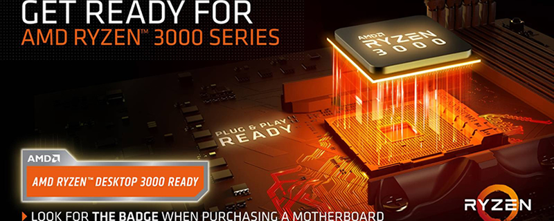 AMD Reveals Ryzen 3000 series support on existing AM4 motherboards