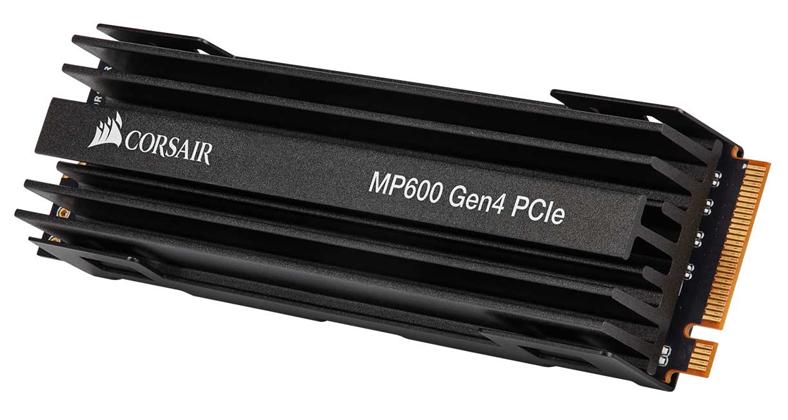 Corsair reveals their Force MP600 PCIe 4 0 M 2 NVMe SSD